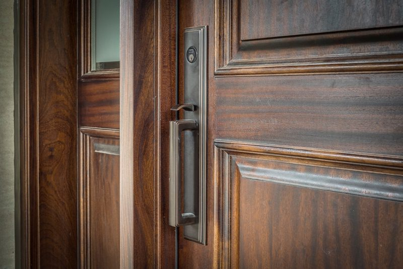 How to protect your exterior wooden doors from the summer's assault