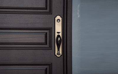 What You Need to Know About Locking Mechanisms for Your Exterior Doors