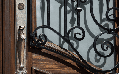 Buyers guide for exterior doors functional and beautification accessories