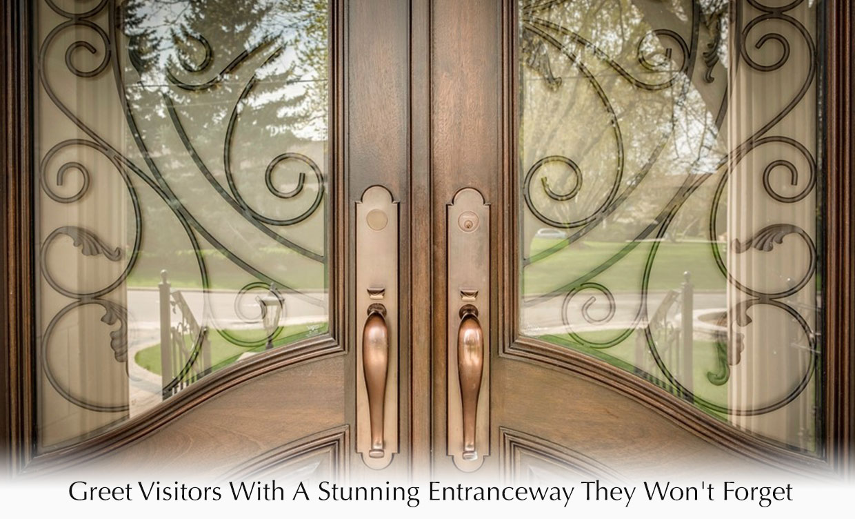 Master Doors Luxury Premium Solid Wood Doors