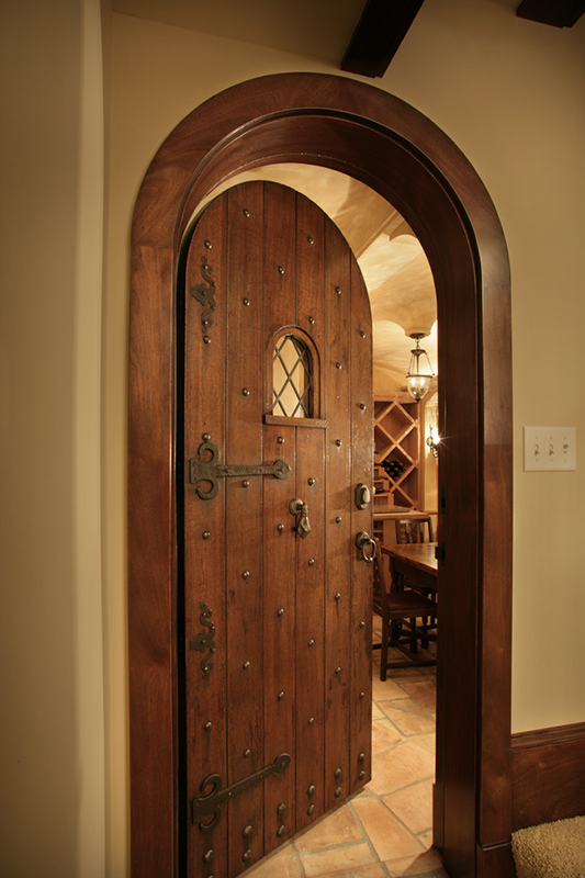 wine cellar doors. Wine-cellar-doors-Wine-Cellar-Traditional-with-none- Wine Cellar Doors E