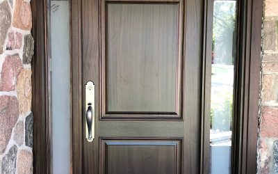 Choosing a new front door for your home