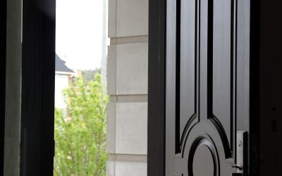 Why Choose a Solid Wood Door?
