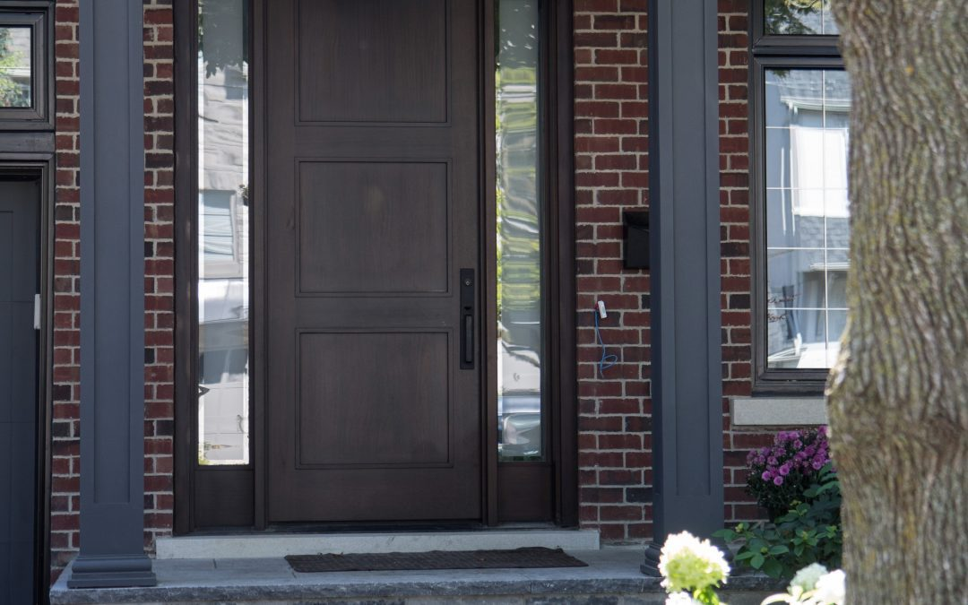 How to Choose the Right Entry Door for Your Home