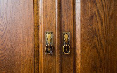 How to maintain your custom wood doors