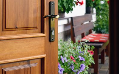 Summer – The perfect time to refurbish your doors, here is how