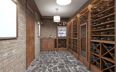 How to design a wine cellar for your collection