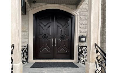 Choose an Entry Door that Improves Your Home's Value