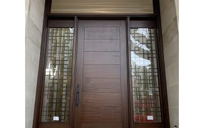 What is the Best Finish for a Solid Wood Door?