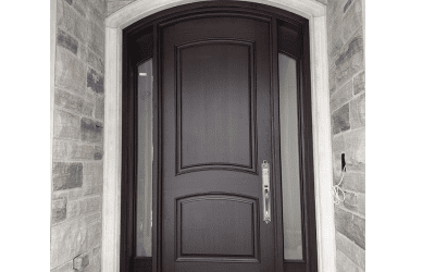 """Your Front Door Plays a BIG Role in Creating a """"Warm and Inviting"""" Home"""