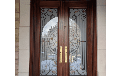 Accessories to Boost Your Exterior Doors' Functionality and Style