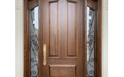 Exterior Door Design: What's New and Exciting in Styles and Size?