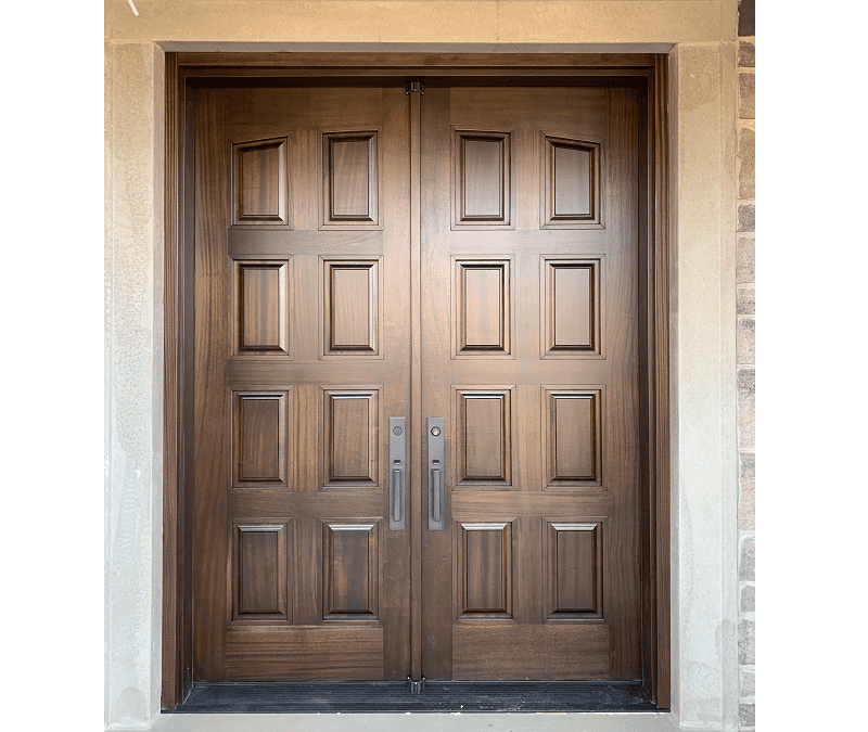 Homeowners' Handbook: How to Select the Right Front Door